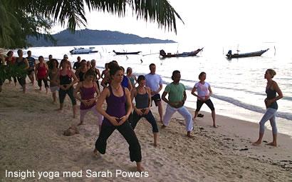Yoga reise Thailand