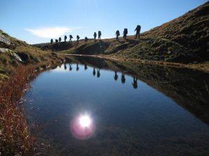 Yogahelg i Bergsdalen